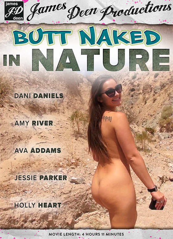 buttnakedinnature-front